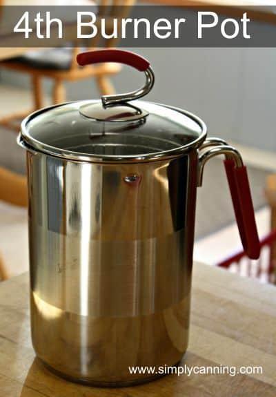 burner pot