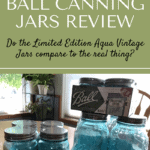 Ball Canning Jars Review Pin1