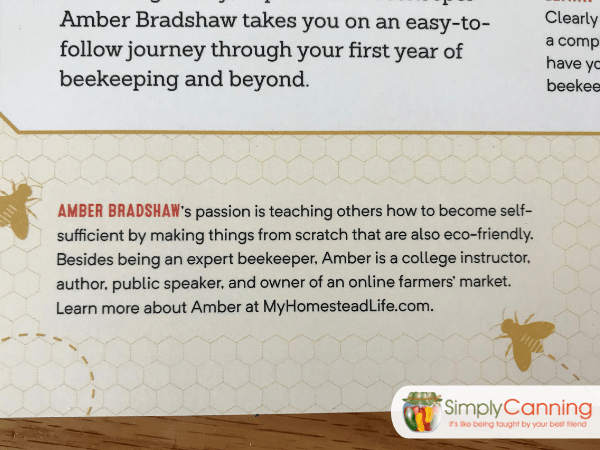 Amber Bradshaw's passion is teaching others how to become self-sufficient by making things from scratch that are also eco-friendly. Besides being an expert beekeeper, Amber is a college instructor, author, public speaker, and owner of an online farmer's market. Learn more about Amber at MyHomesteadLife.com.