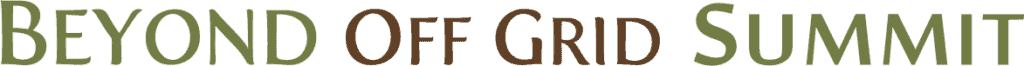 Beyond Off Grid Summit Logo