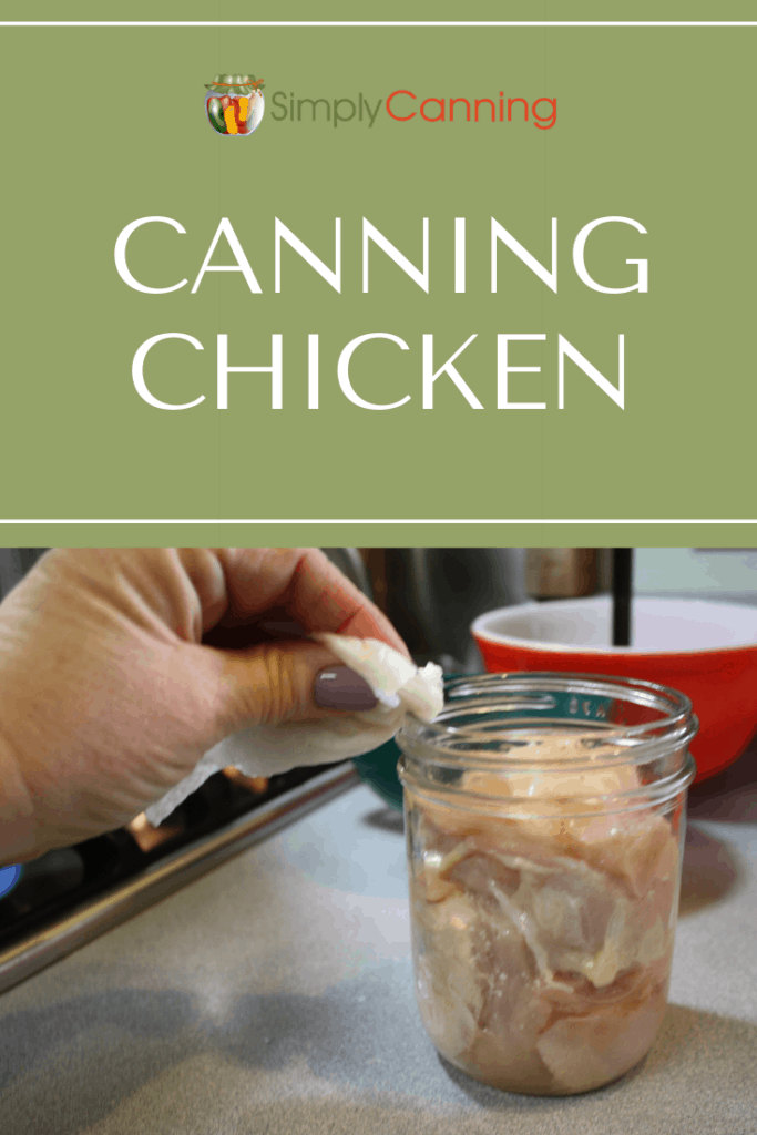 Canning Chicken Pin1