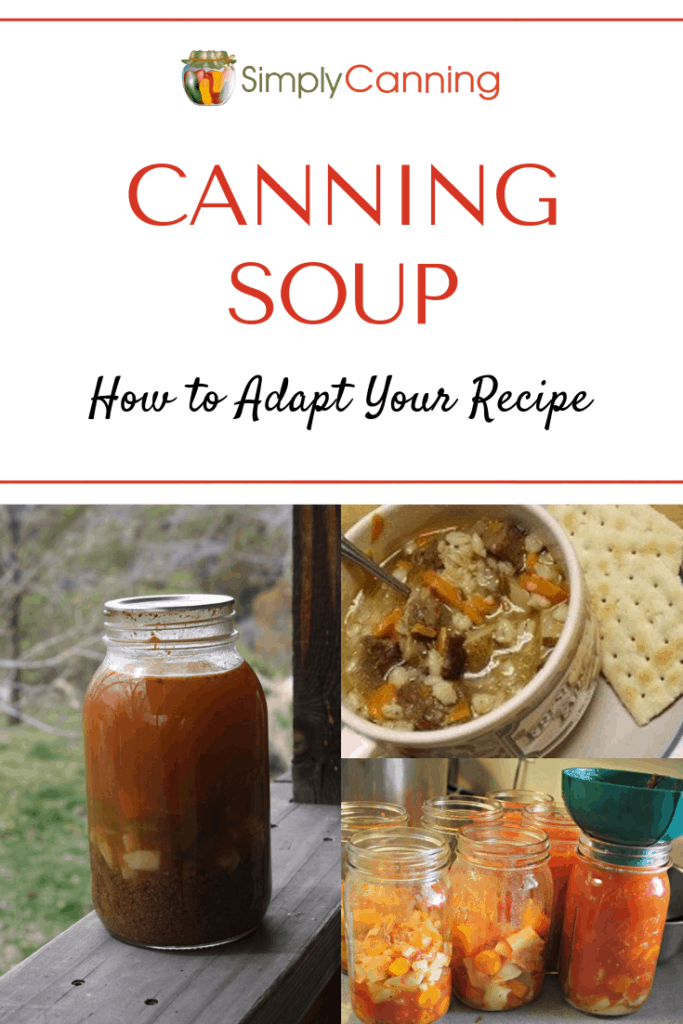 Canning Soup Pin