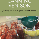 Canning Venison Pin1