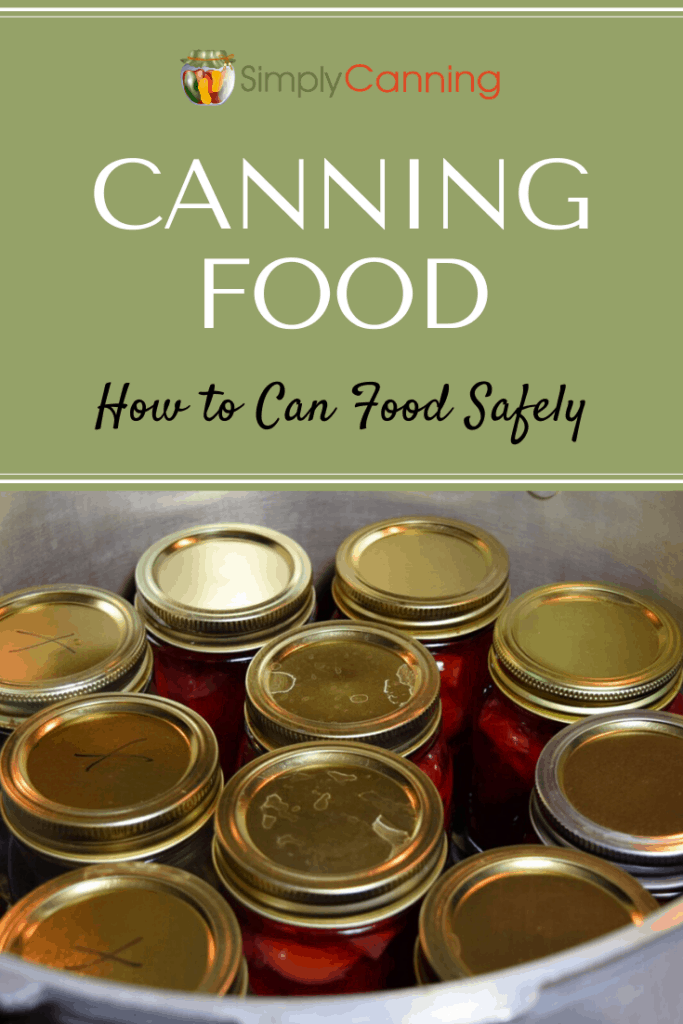 Canning Food