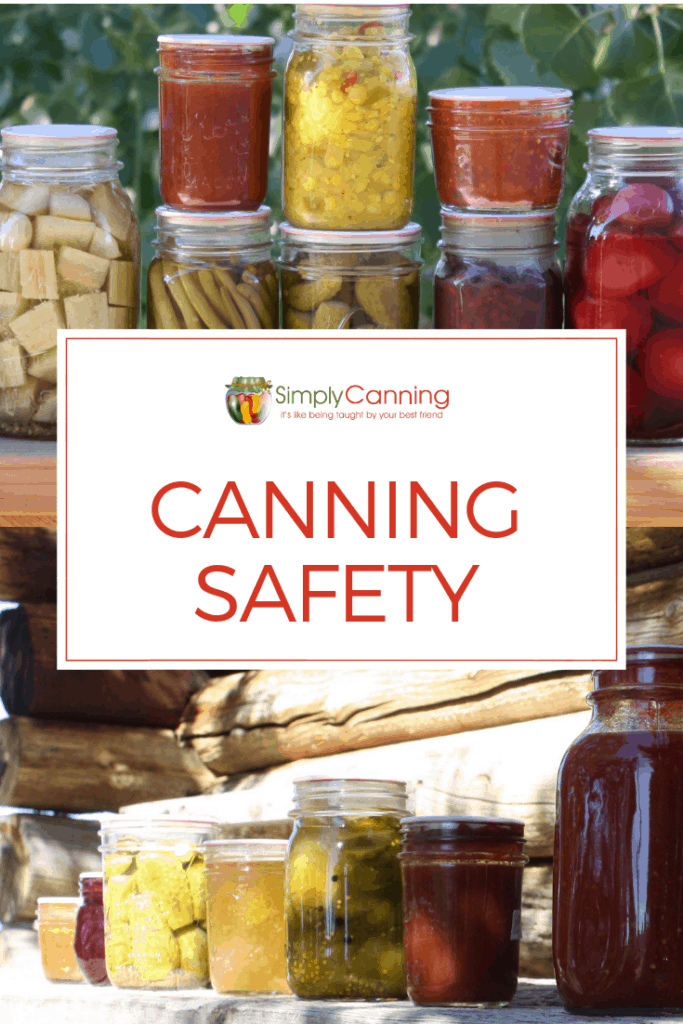Home Canning Safety: keep your family healthy and your spoil rate low.