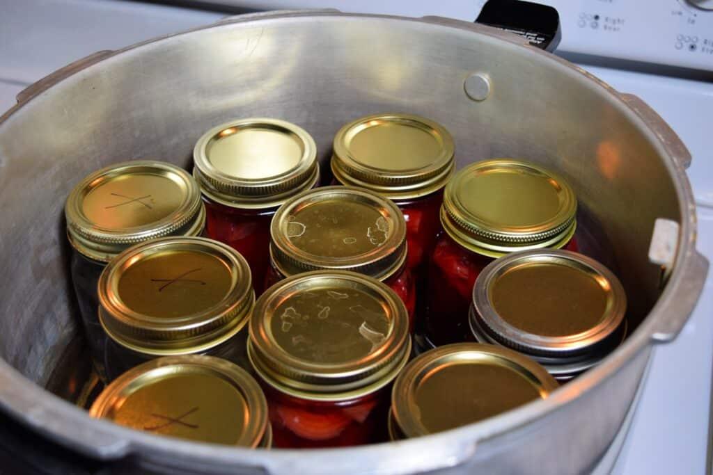 Dianne Hadorn Hidden Springs Homestead Pickled Beets Canner