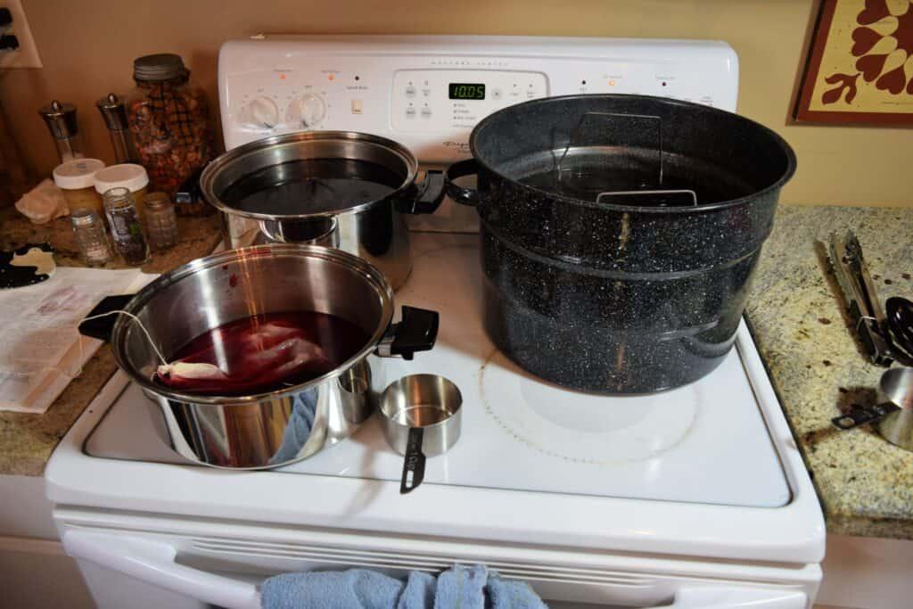 Dianne Hadorn Hidden Springs Homestead Pickled Beets Water Bath