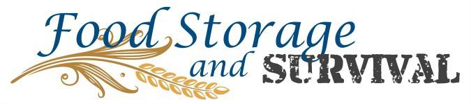 Food Storage and Survival Logo