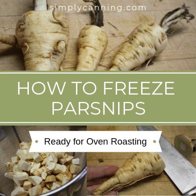 Freezing parsnips-t2