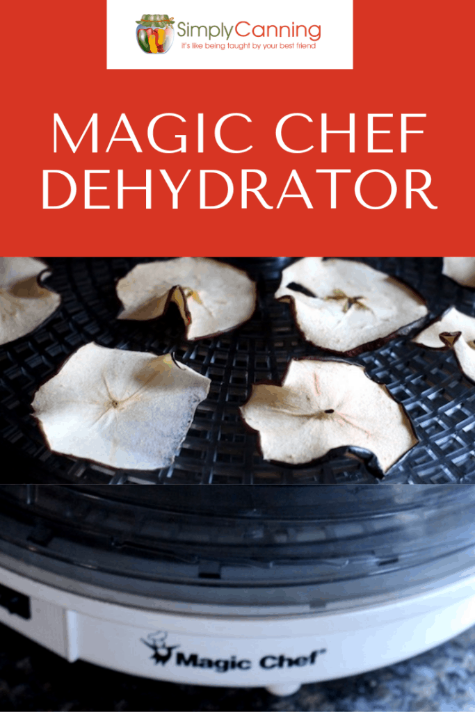Magic chef dehydrator
