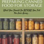 Preparing jars for canning pin1
