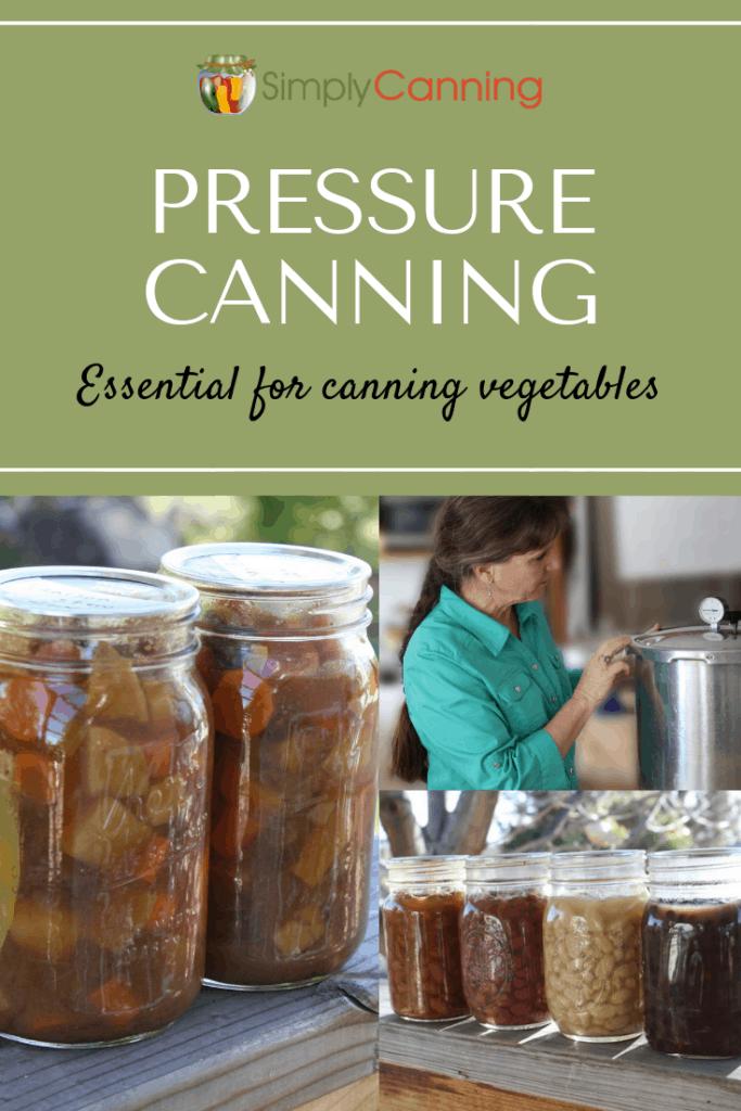Pressure Canning