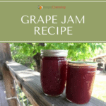 2 jars of grape jam