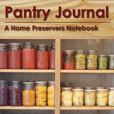 Pantry journal