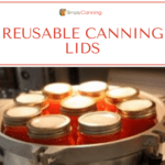 reusable canning lids