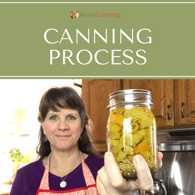 Can you adjust the canning process times for different jar sizes? Learn the answer at SimplyCanning.com.