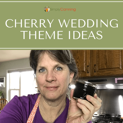 A reader is getting married and wants to use a cherry wedding theme, complete with canned cherries as wedding favors! Here are several unique ideas I gave her.