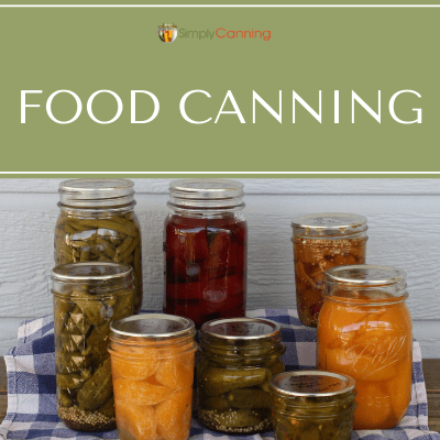 Home canning and food storage.  How long will jars of food last?