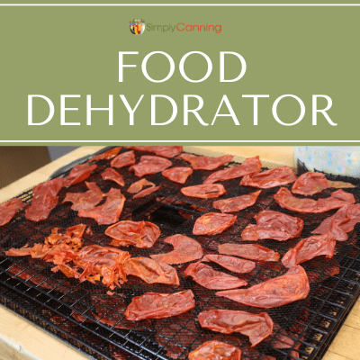 food dehydrator review thumbnail