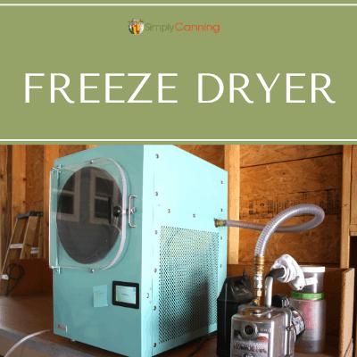 Freeze Dryer
