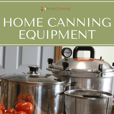 Learn what options are best, and what things you need to watch for while purchasing products like jars, canners, and lids for canning at home!