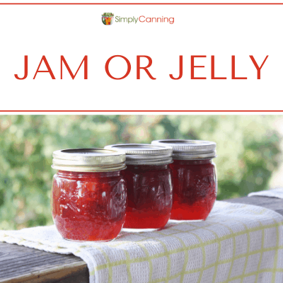 Jam or Jelly