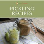 pickling recipes