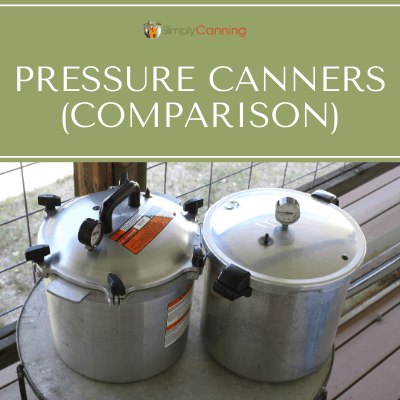 Learn about the different styles and features of each pressure canner brand to make an informed choice on which is right for you!