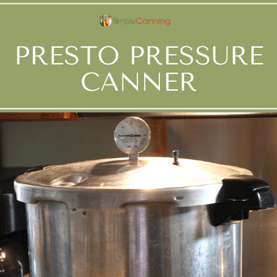 Presto pressure canners have been around for decades.  Check this review of the canner, in use, and hear SimplyCanning.com's list of pros and cons!