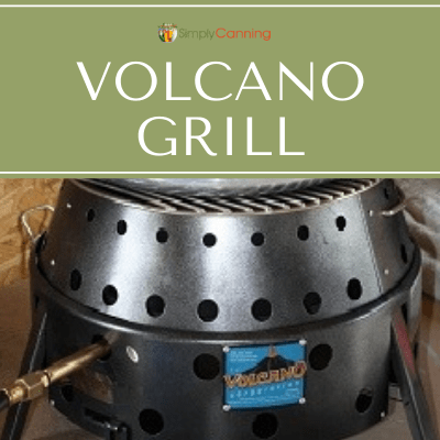 volcano grill