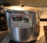 aluminum waterbath canner