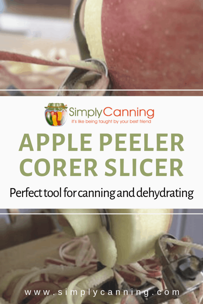 Apple slicers are actually apple corers, peelers, and slicers in one!