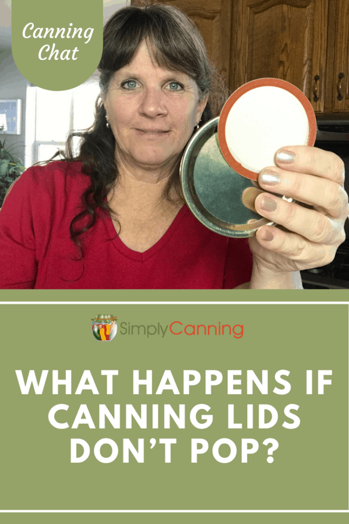 Are Canning Lids Supposed to Pop?