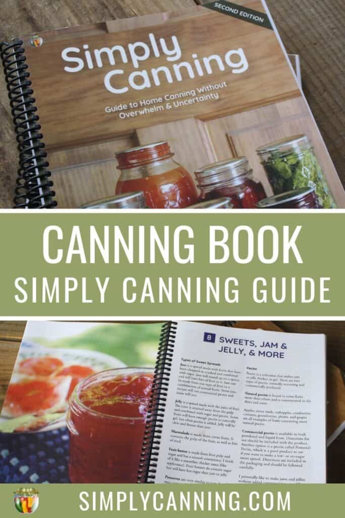 Canning Book