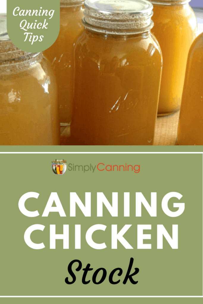 canning chicken stock pin1