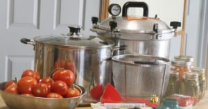 Canners and canning equipment.