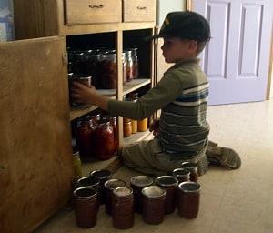 canning jar storage-3