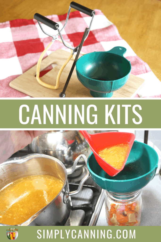canning kits