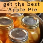 canning pie filling pin