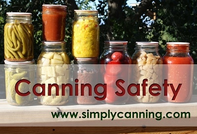 Home canning safety is not to be taken lightly. Do you know the best safe practices for processing? Learn all you need and pick up valuable tips and tricks at SimplyCanning.com