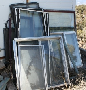cold frame windows