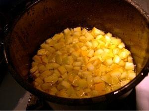 dehydrating foods blanch squash
