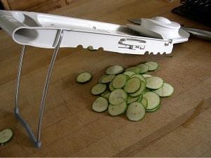 dehydrating foods mandolin slicer