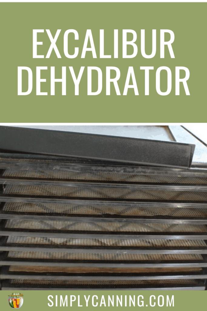 Excalibur Dehydrator