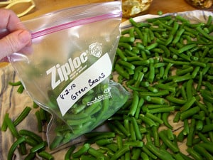 freezing green beans-3