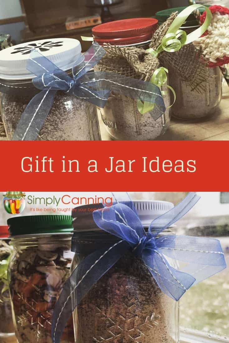 Homemade Gift Jar Ideas Recipes And Simple Decorating Ideas