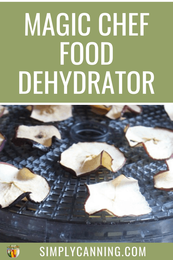 Magic Chef Food Dehydrator