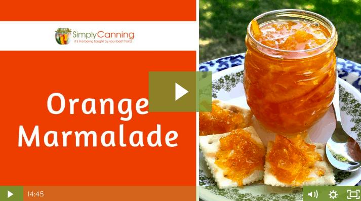 members orange marmalade