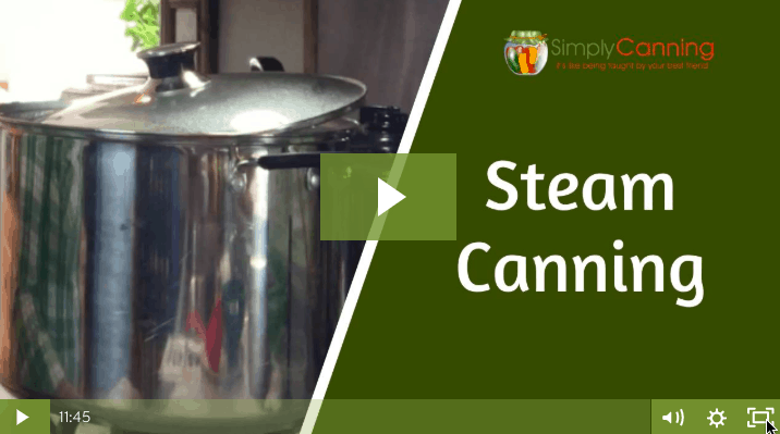 members steam canning