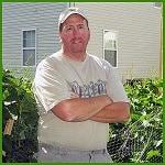 mike average person gardener